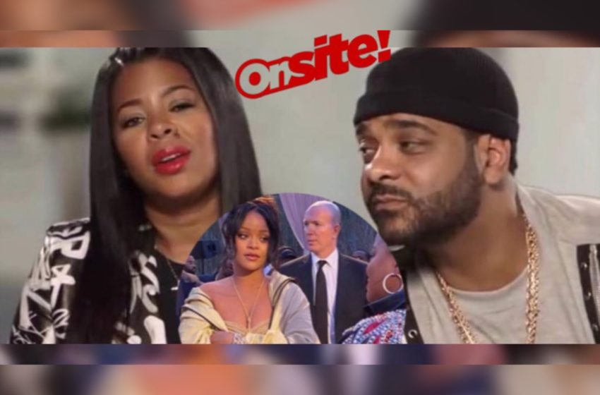 Twitter Responds to Allegations Chrissy Lampkin Confronted Rihanna Over Old Jim Jones Dating Rumors