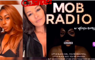 Millie Goes Off on Claudia Jordan On Mob Radio Over Receipts