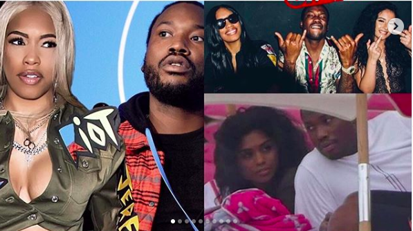 #SayWhatNow: Our Clique Sends Receipts Showing How Well Meek Mill's Girls Get Along