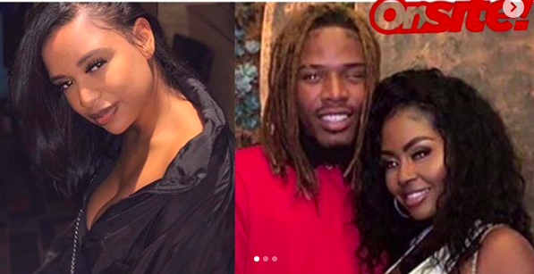 #WordOnTheStreet: Fetty Wap's Mistress Shares Video of Him Sleep On Her Chest While He Tries to Work On His Marriage