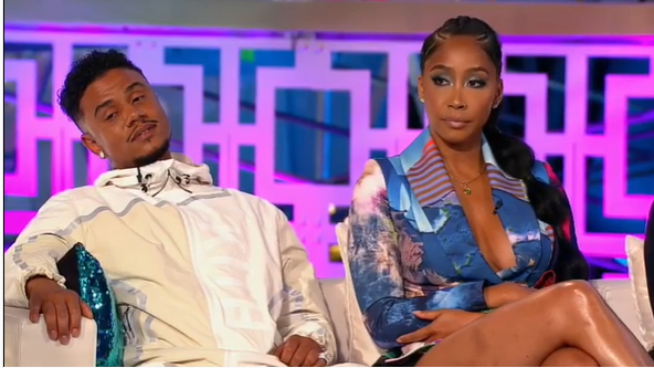"Sources Accuse Apryl Jones and Lil Fizz of Staging Breakup for ""Love & Hip Hop"""
