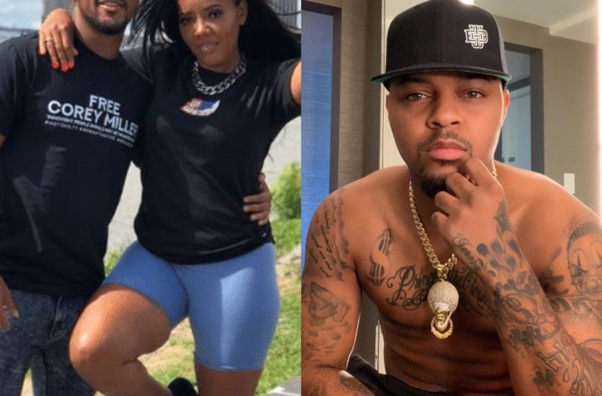 Fans Think Romeo Miller Is Sick After Angela Simmons Turns Up With Ex Bow Wow