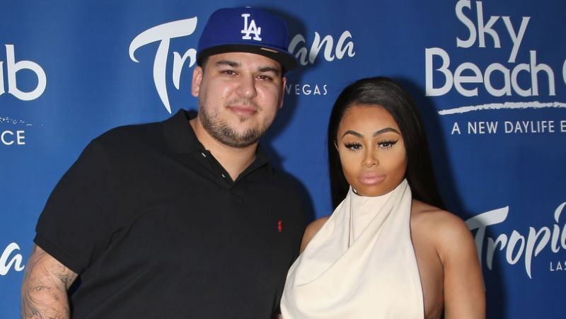 Rob Kardashian Wanted More Children With Blac Chyna, Felt Bad for Dream When They Split