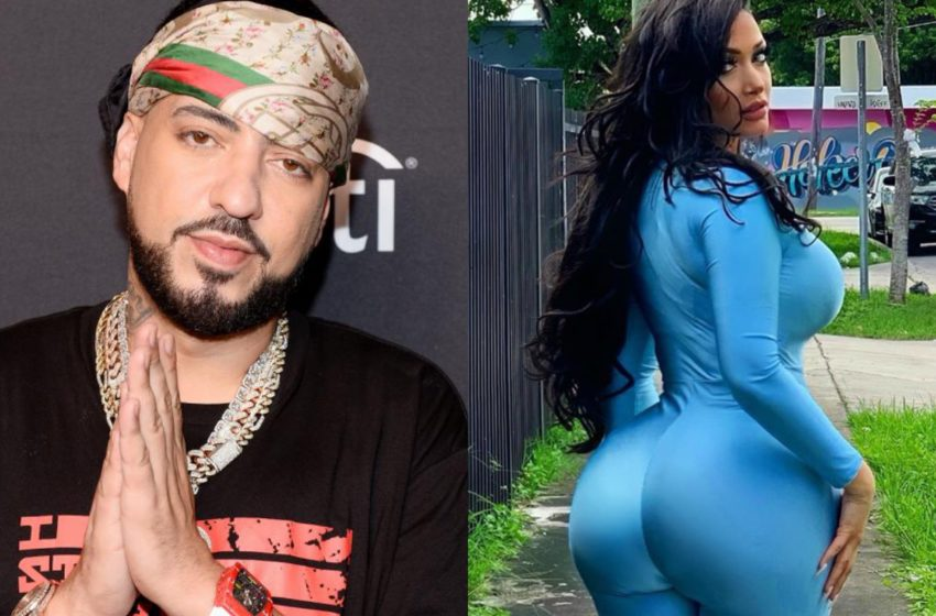 French Montana Seen Boo'd Up With IG Model Anel Peralta Luciano