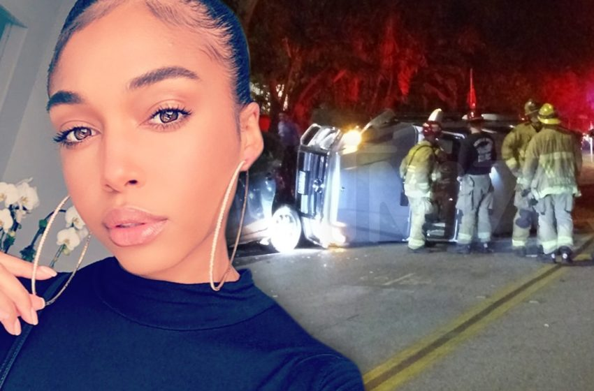 Lori Harvey Charged for Beverly Hills Hit & Run Case