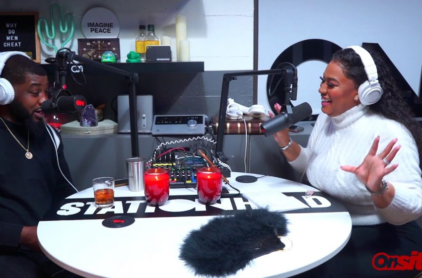 Rah Ali and Hakim Ali Get Candid About Why Men Cheat, Milagrogramz Goes Off on Tamar Braxton | S1 E9