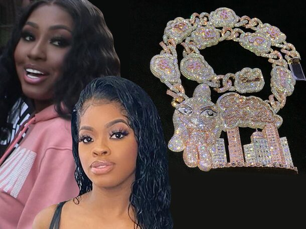 JT Gifts Yung Miami $300,000 Chain For Her 26th B-Day
