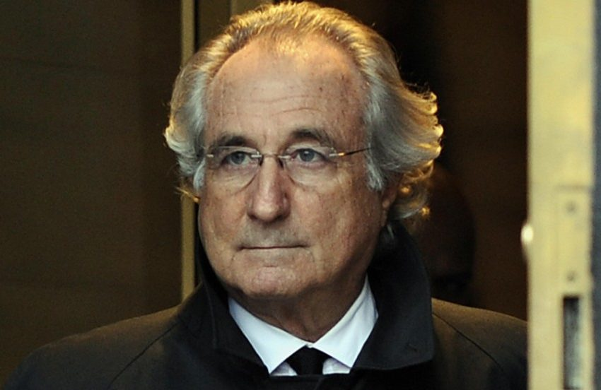 Bernie Madoff Says He's Dying Of Kidney Failure, Wants Out Of Prison