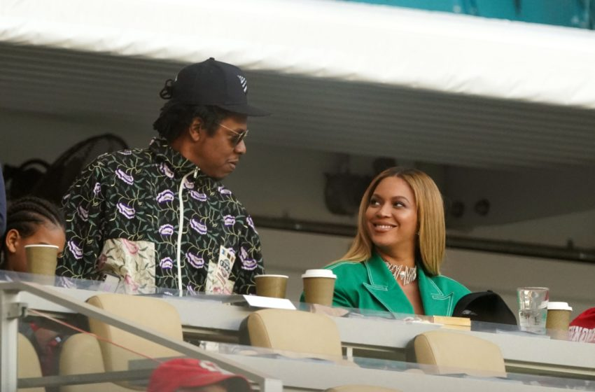 Jay Z Speaks On The Carters Sitting During The Super Bowl