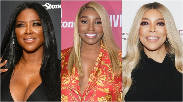 "Kenya Moore Says ""NeNe Leakes Is Using Wendy Williams"""