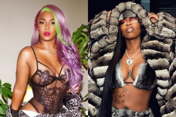 Rappers Nya Lee and Kashdoll Are Beefing, It Just Might Actually Be OnSIGHT!