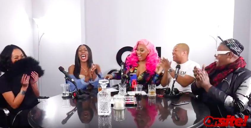 Rah Ali Responds to Cardi B + Dave East Opens Up About Having More Kids & More