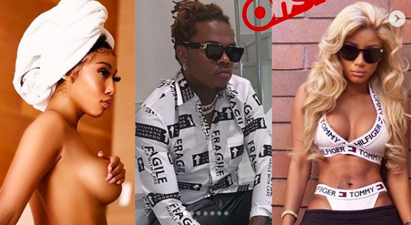 """#WordOnTheStreet: Gunna At All-Star Weekend With New """"It"""" Girl"""