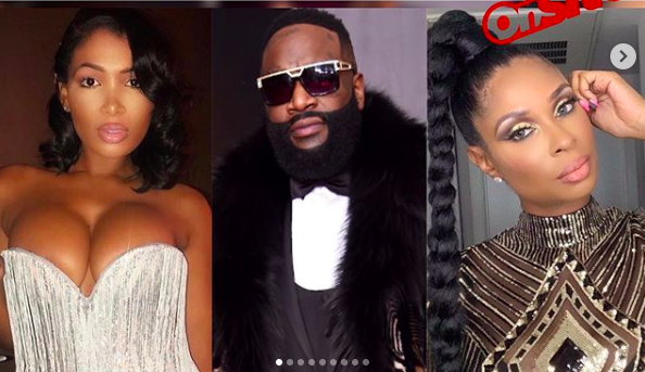 Briteady Calls Out Jennifer Williams For Messing Around With Her Ex Rick Ross