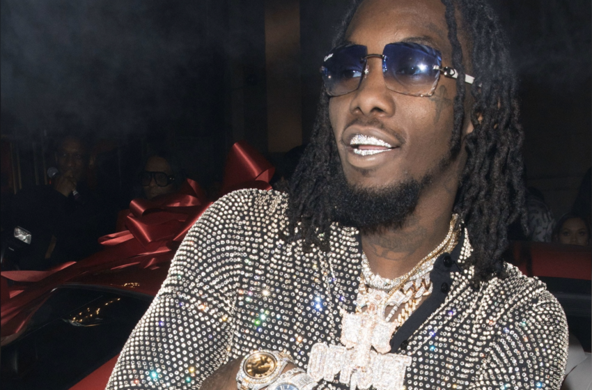 Offset Was a No-Show For Court In His $400,000 Jewelry Lawsuit
