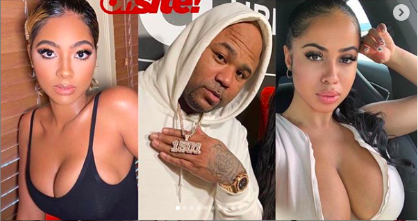 Carl Crawford's Girlfriend Gets Into Twitter War With His Baby Mother