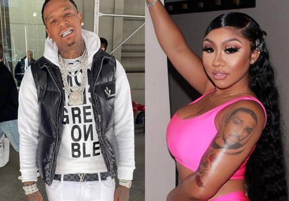 Girl Claims MoneyBaggYo is Trying to Creep with her behind Ari Fletcher's back