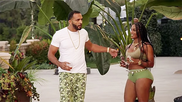 Joseline Hernandez's Man Balistic Went Off on Marriage Boot Camp