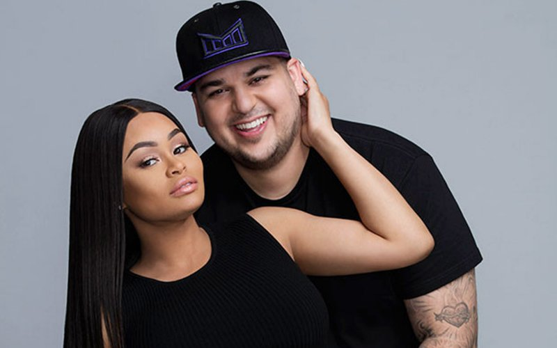 Blac Chyna Says Rob Kardashian's Only Injury Was A Broken Heart