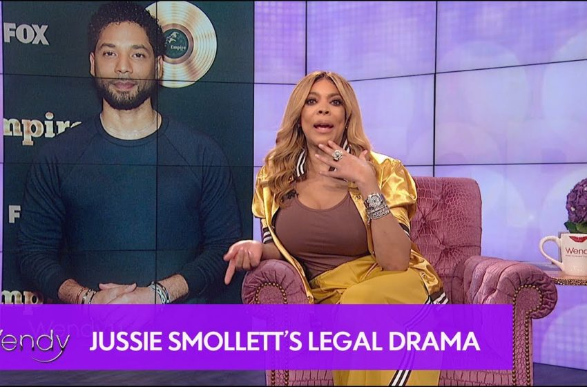 Wendy Williams Says Jussie Smollet's Career Is Over After New Charges Filed Against Him