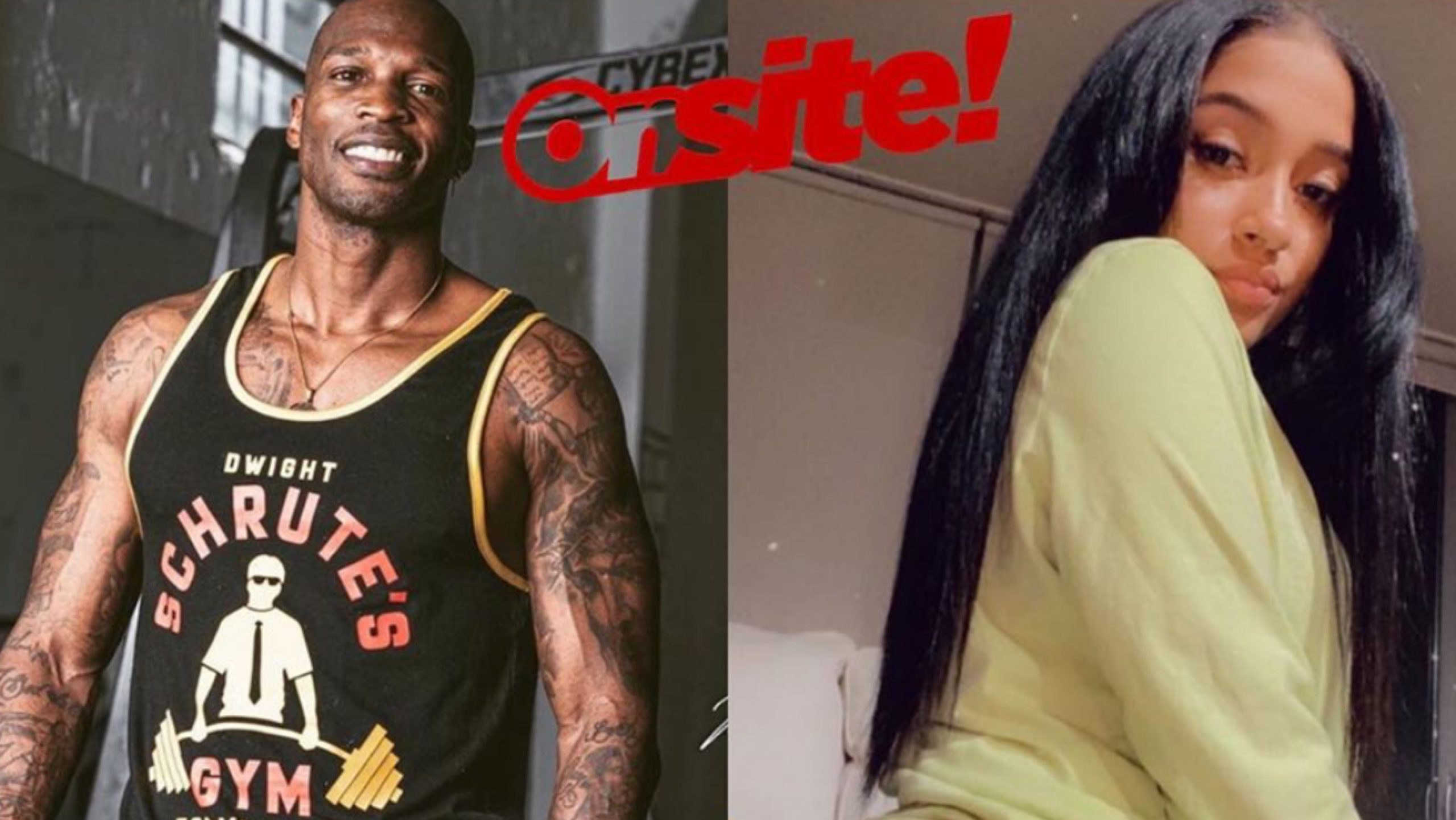 "Chad ""Ochocinco"" Johnson's New Girlfriend Tried to Shoot Her Shot Last Year"