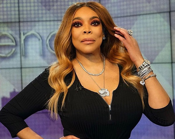 "Wendy Williams Accused of ""Self-Medicating,"" Insiders Say: ""It's Like Watching a Train Wreck"""