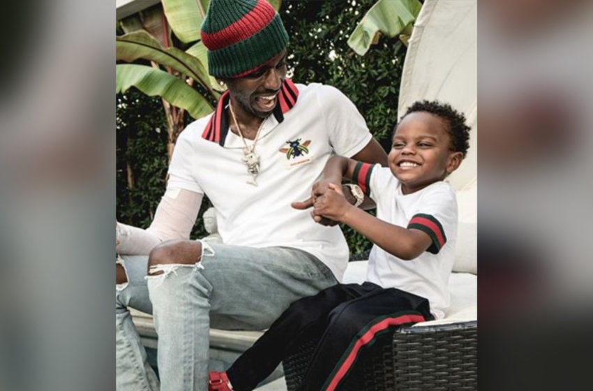 Daddy Duties: Young Dolph Quits Rap To Spend Time With Son