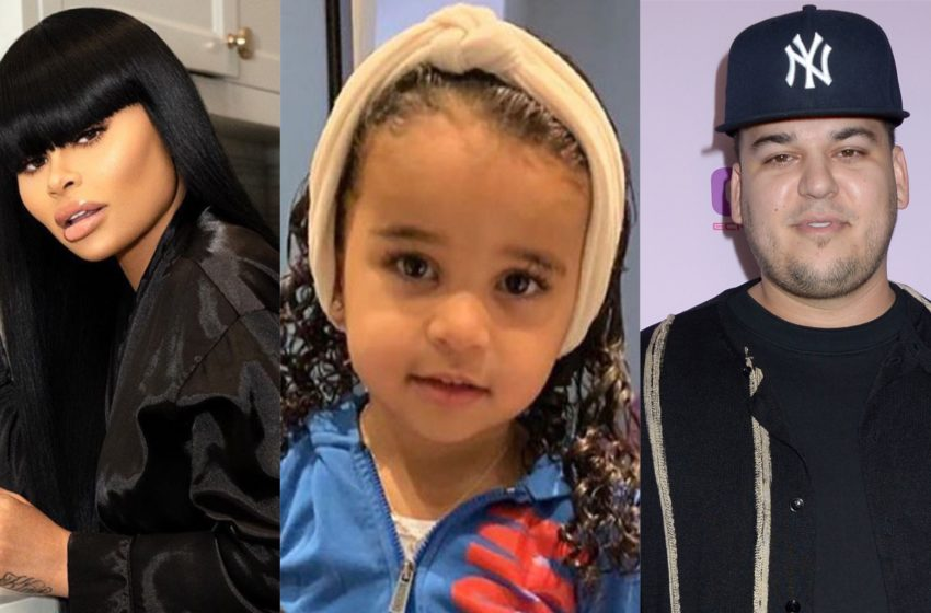 Blac Chyna Says Dream Suffered 'Severe' Burns While in Rob Kardashian's Care
