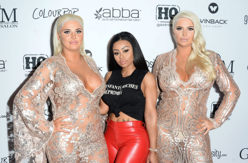 Blac Chyna's Former Friends, Shannon Twins Are Set To Testify On Her Alleged Drug Use In Custody Battle