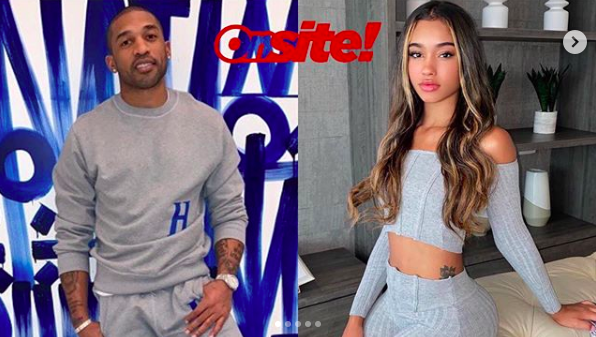 Orlando Scandrick Is Quarantined Up With Model Lala Baptiste