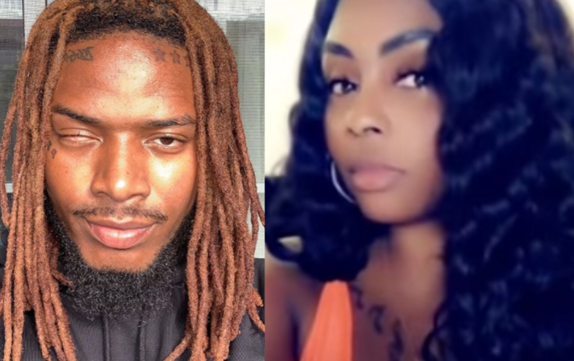 Fetty Wap's Wife Exposes Him For Having A Baby On The Way