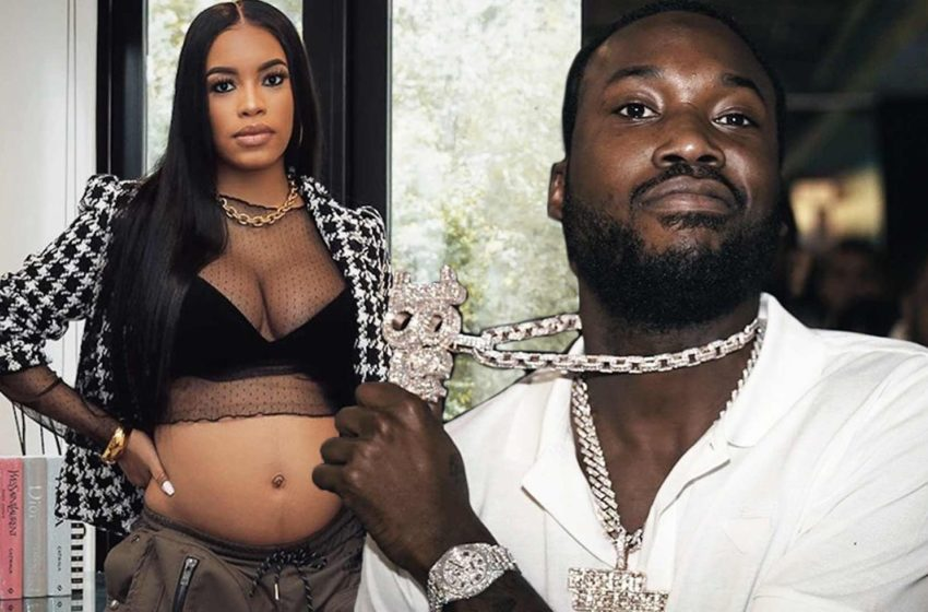 Meek Mill and Milan Cancel Baby Shower Over Coronavirus Concerns