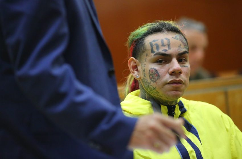 Judge Denies Tekashi69's Request to Get Out of Jail Early Over Coronavirus Fears