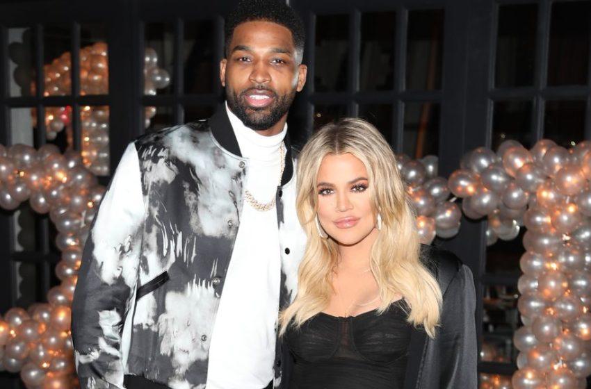 "Khloe Kardashian And Tristan Thompson Threaten Legal Action Over ""Malicious"" Paternity Claim"