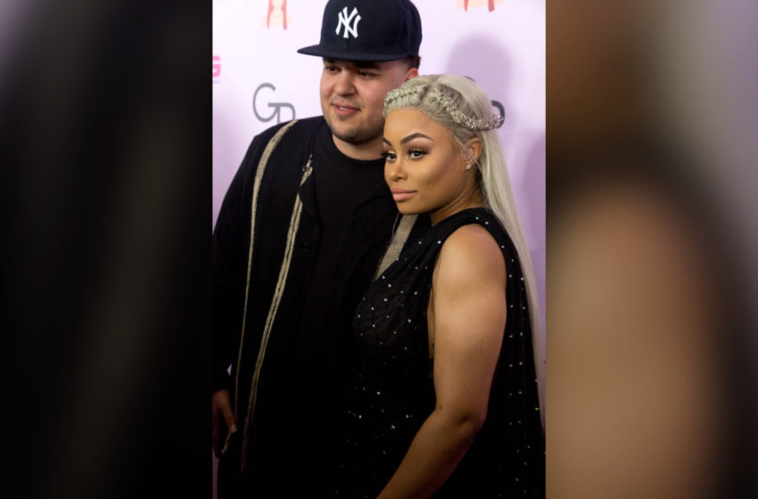 Blac Chyna Claims Pointing A Gun At Rob Kardashian's Head Was 'Flirtatious'
