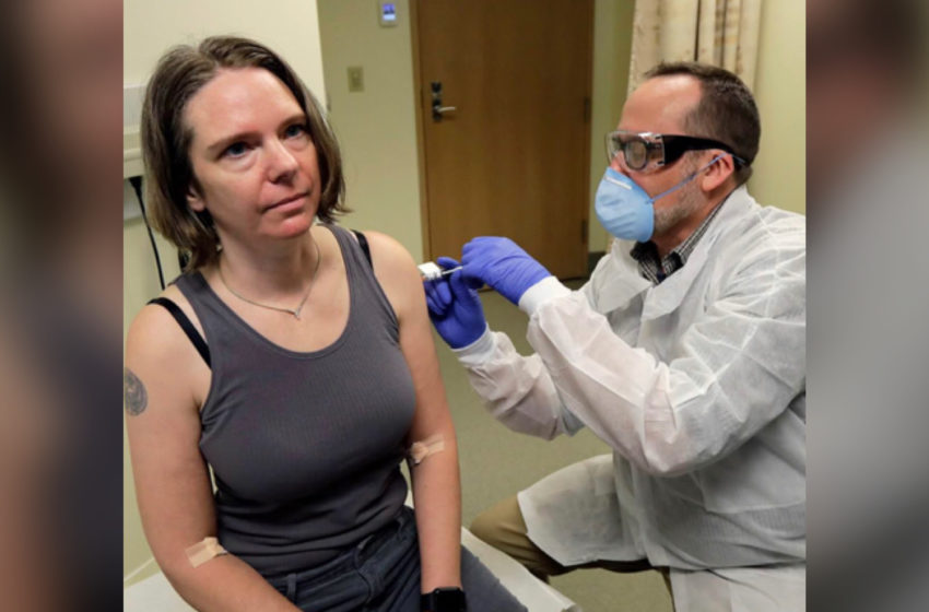 Seattle Woman Becomes First Human To Receive Experimental COVID-19 Vaccine