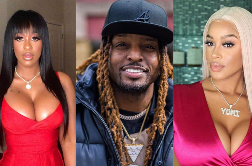 LHHATL's Cheyenne & Kiyomi Leslie Get Dragged On Twitter Over Fighting Over Shooter