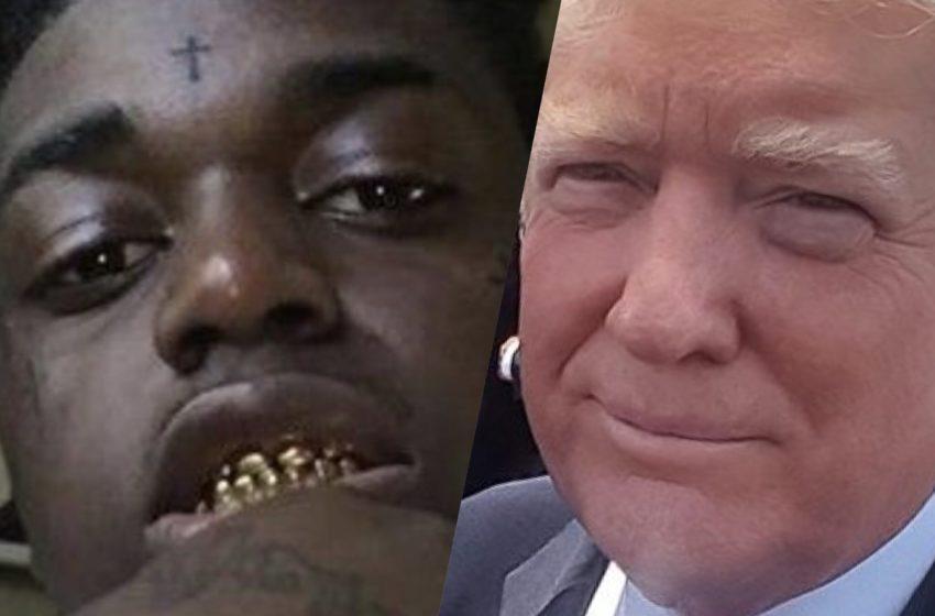 """Kodak Black Invites Donald Trump To Meet With Him In Jail to Discuss """"Brilliant Idea"""""""