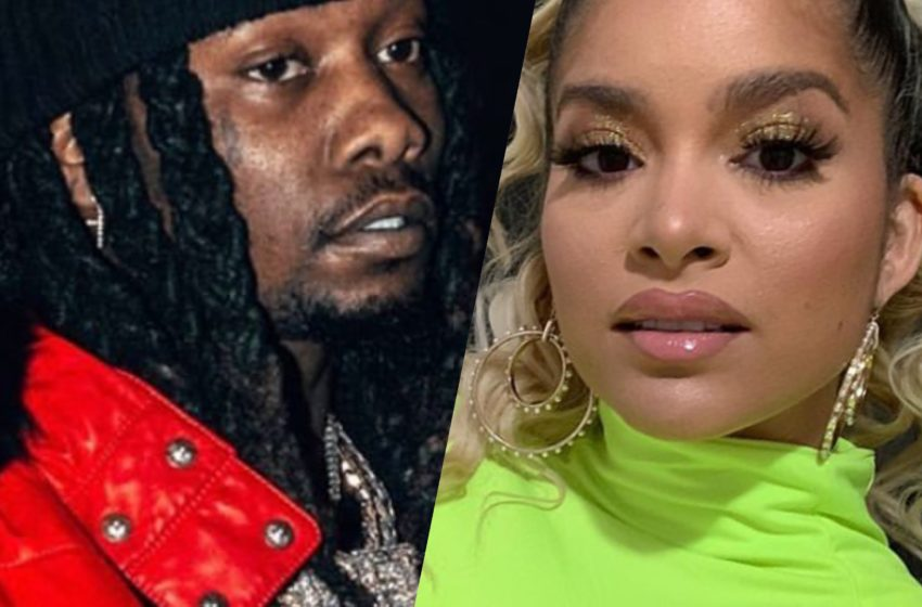 Offset's Baby Mama, Shya L'Amour, talks scandalous Instagram post amid child support beef (Exclusive)