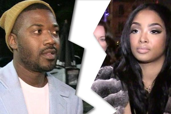 It's Over! Princess Love Files For Divorce From Ray J