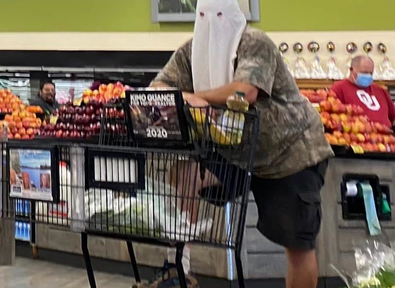 Man Wears A KKK Hood In San Diego Supermarket, Could Face Hate Crime Charges
