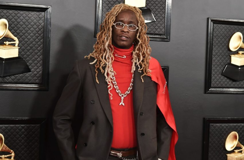 Young Thug Reveals He Almost Died From Liver And Kidney Failure