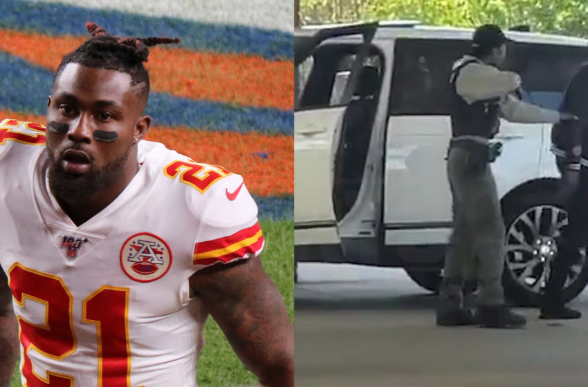 Bashaud Breeland Arrest Footage Revealed, Officer Points Gun In His Face