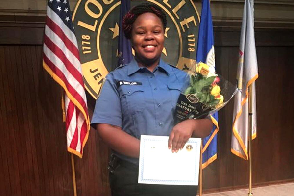 Family Of Slain EMT Breonna Taylor Sues LMPD Officers, Hires Ahmaud Arbery's Attorney