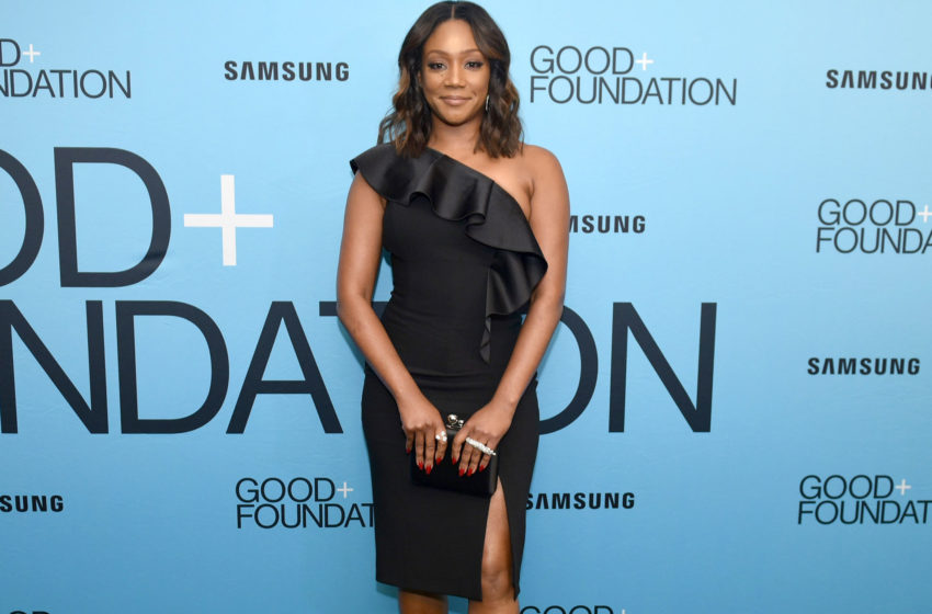 Tiffany Haddish Opens Up About Abusive Mother