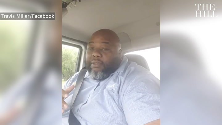 Black Delivery Driver Blocked By Oklahoma Neighborhood's Home Owner's Association President