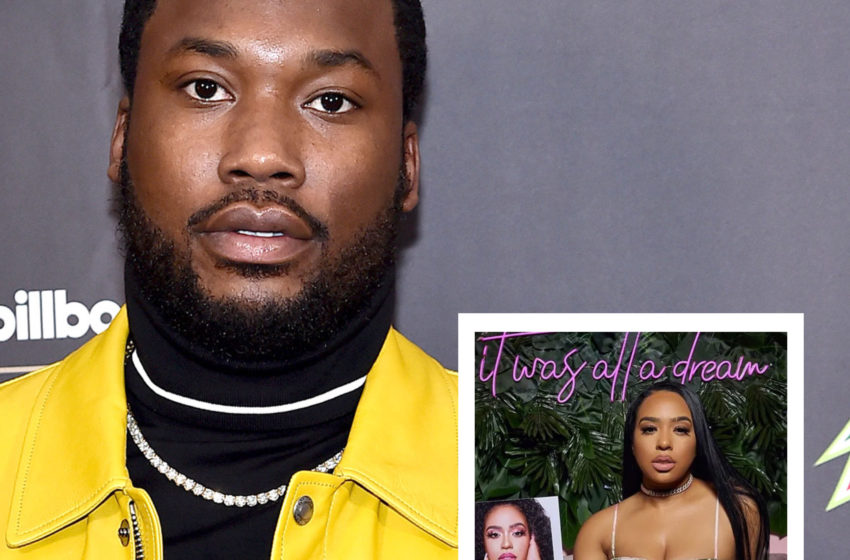 "Meek Mill Defends B. Simone Amid ""Plagiarism"" Cancellation, Twitter Sounds Off"