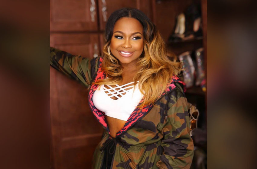 Phaedra Parks Returns To TV On 'Marriage Boot Camp: Hip Hop Edition'