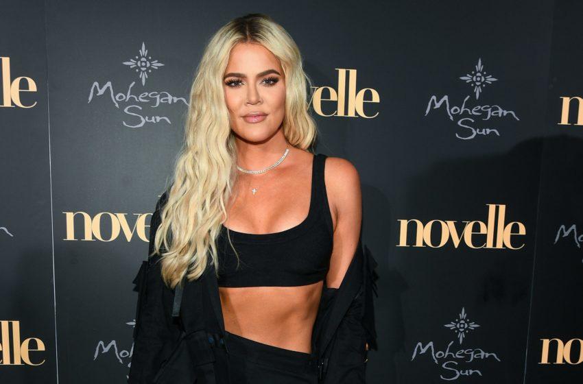 Khloe Kardashian Sued For Allegedly Stealing Design for Her Good American Bodysuit