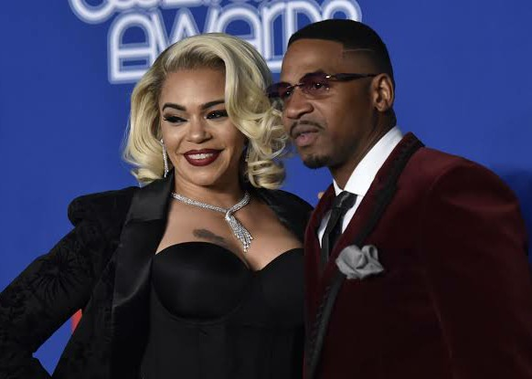 Faith Evans Arrested For Allegedly Attacking Stevie J